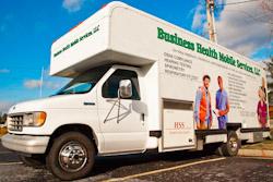 BHP Mobile Van-1